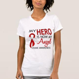 Meu herói é meu curso do anjo camisetas