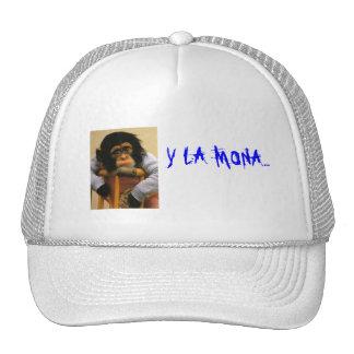 MEU macaco, LA MONA de Y… Boné