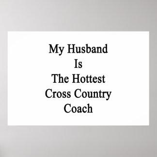Meu marido é o treinador o mais quente do país poster