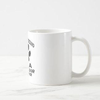 Meu melhor amigo é labrador retriever caneca de café