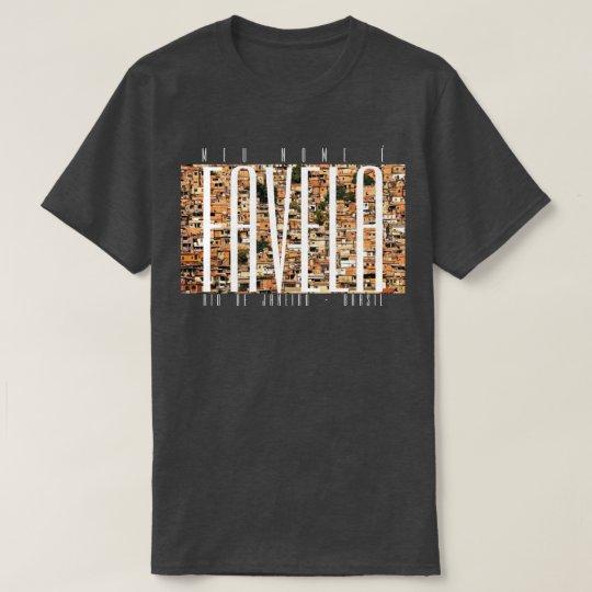 Meu nome é camiseta