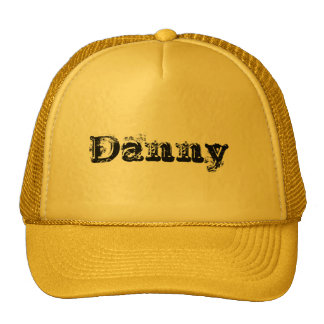Meu nome é Danny Boné