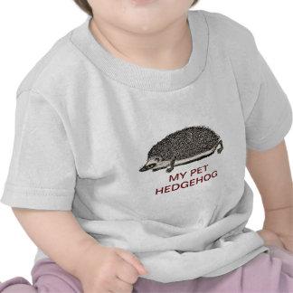 MEU OURIÇO do ANIMAL DE ESTIMAÇÃO - você deve obte Camisetas