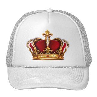 Meu outro chapéu é uma coroa boné