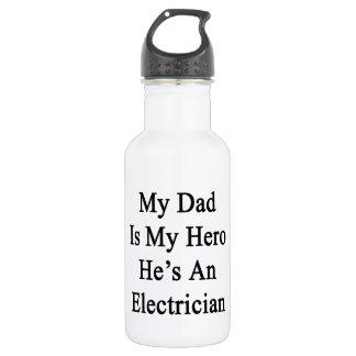 Meu pai é meu herói que é um eletricista