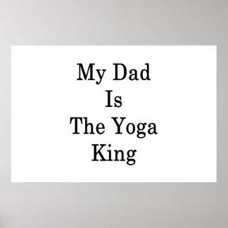 Meu pai é o rei da ioga pôster