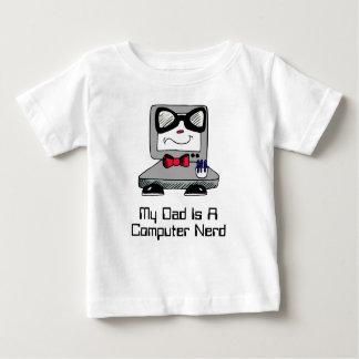 Meu pai é uma camisa do geek do nerd do computador