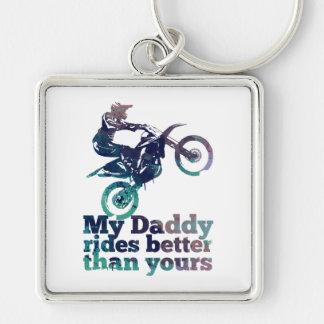 Meu pai monta melhor do que seu chaveiro