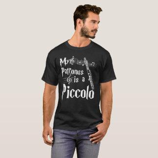 Meu Patronus é uma camisa de flautim