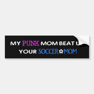 Meu punk Mom2 Adesivo Para Carro