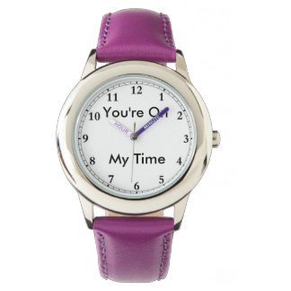 Meu relógio do tempo