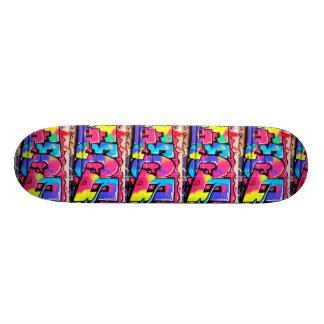 Meu skate de Cray por WABStreetArt
