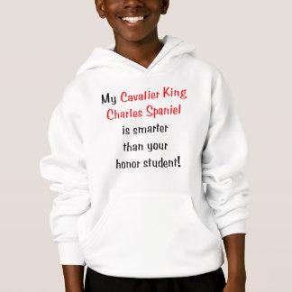 Meu Spaniel de rei Charles descuidado é mais