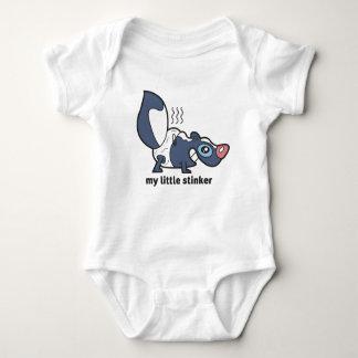 Meu Stinker pequeno Body Para Bebê