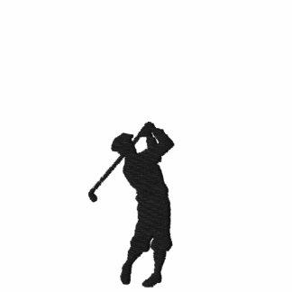 Meu t-shirt bordado golfe do esporte