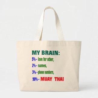 Meu tailandês do cérebro 90% Muay Bolsa Para Compra