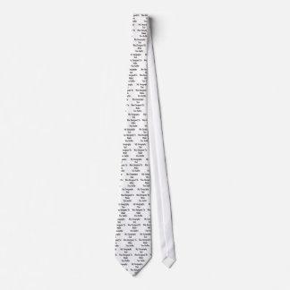 Meu teste da geografia foi projetado fazê-lo gravata