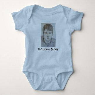 Meu tio Jonny Body Para Bebê
