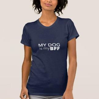 Meu tipo corajoso t-shirt de BFF Camiseta