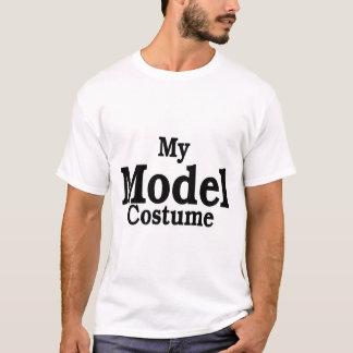 Meu traje modelo camiseta