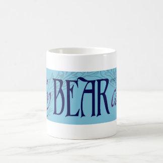 Meu urso veio caneca de café