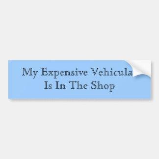Meu VehicularIs caro na loja Adesivo