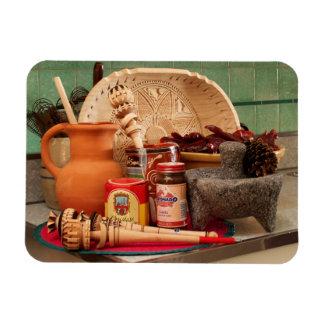 Mexican_Cocoa tradicional Ímã