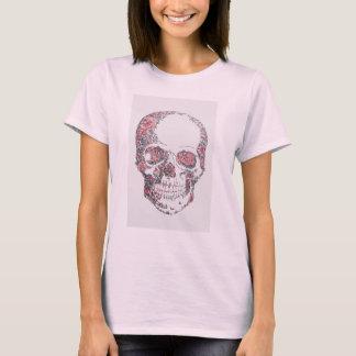Mexican Skull Camiseta