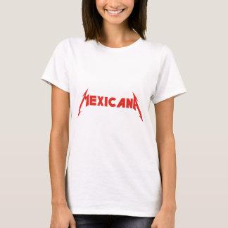Mexicana Camiseta