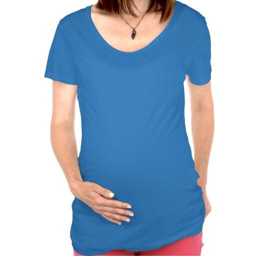 Mexicano em mim - maternidade camisetas para grávidas