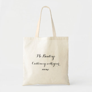 MI Bautizo - personalize o bolsa