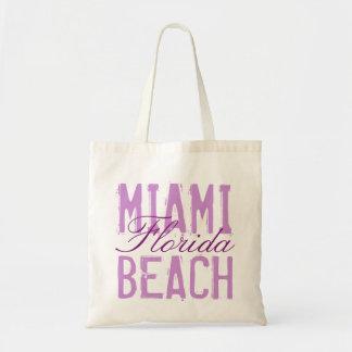 Miami Beach Florida Bolsa Tote