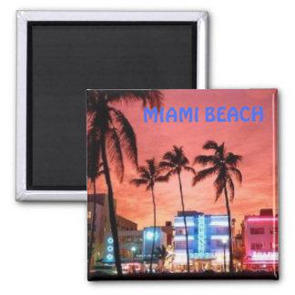 Miami Beach, Florida Imãs