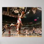 MIAMI, FL - 15 DE MAIO:  LeBron James #6 do Posters