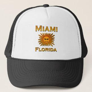 Miami Florida Sun Boné