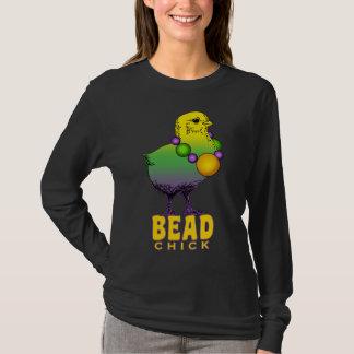 Miçanga do carnaval - pintinho do grânulo camiseta
