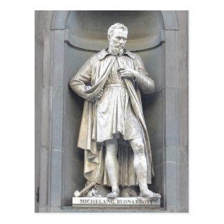 Michelangelo sumário (nome completo Michelangelo d Cartões Postais