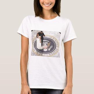 Michelle e Barack Obama Camiseta