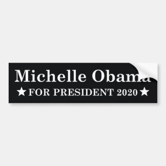 Michelle Obama 2020 Adesivo De Para-choque