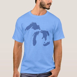 Michgan, camisa dos grandes lagos
