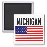 Michigan, bandeira dos Estados Unidos Imas