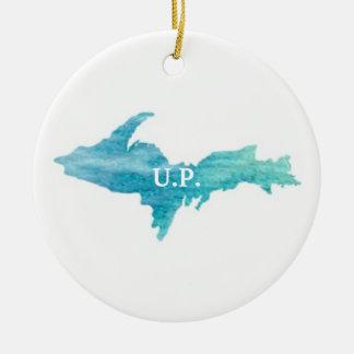 MIchigan U.P. Ornamento