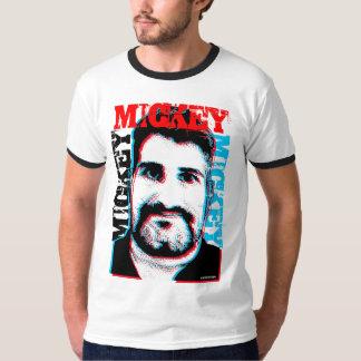 Mickey enfrenta o t-shirt 1