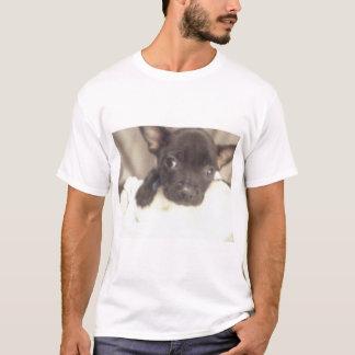 Mickey Prate o cão Camiseta