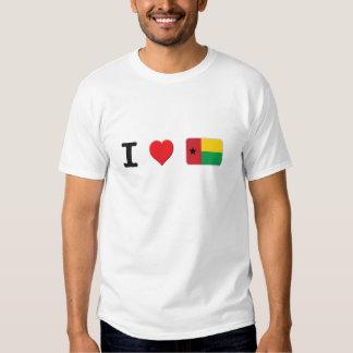 Micro de Guiné-Bissau T-shirt