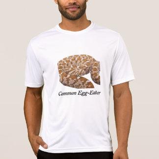 Micro-Fibra comum T do desempenho do Ovo-Comedor T-shirt