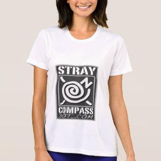 Microfiber - StrayCompass - camisa do exercício T-shirt
