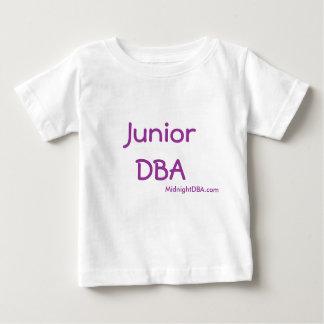 MidnightDBA: DBA júnior Camiseta Para Bebê