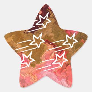 Milagre da ESTRELA - data das economias para Adesivos Em Forma De Estrelas