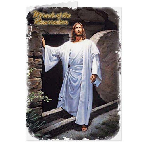 Milagre do cartão da ressurreição